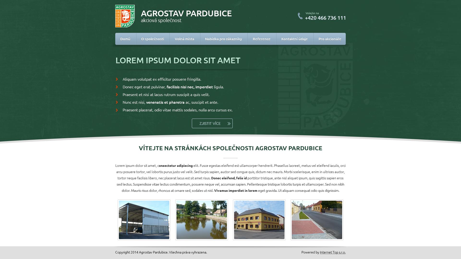 Agrostav Pardubice