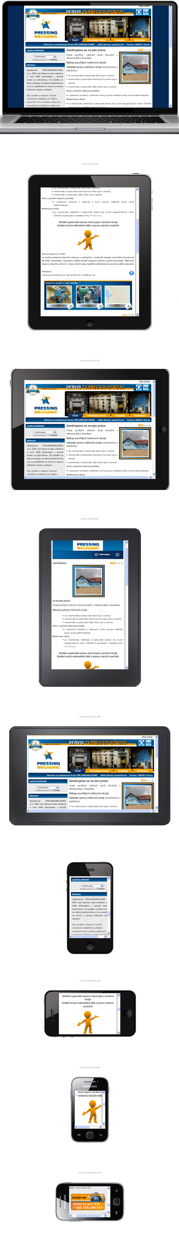 pressingmechanic.cz deviceponsive